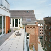 Stattschule Dachterrasse